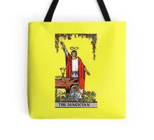 The Magician Tarot Card  Tote Bag