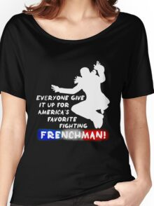 Musical T-shirt - i'm like Hamilton French Man  Women's Relaxed Fit T-Shirt