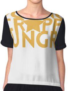 Musical T-shirt - Young Scrappy Hungry  Chiffon Top