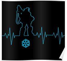Heartbeat Mei Poster