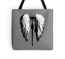 Crossbow wings Tote Bag