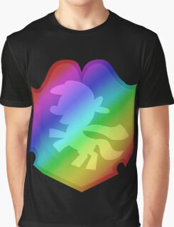 MLP - Cutie Mark Rainbow Special - Crusaders Graphic T-Shirt