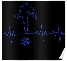Heartbeat Pharah Poster