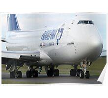 747 Jumbo Poster