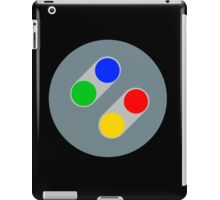 4-Button RGBY Controller iPad Case/Skin