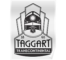 Taggart Transcontinental Poster