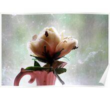 20.5.2014: Plastic Flowers Poster