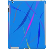 Morning Wind Cerulean Blue iPad Case/Skin