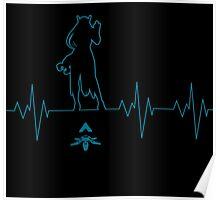 Heartbeat Symmetra Poster