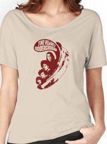 VU Banana (brown) Women's Relaxed Fit T-Shirt