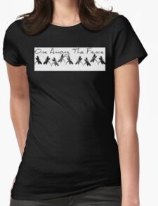 One Among The Fence 4 Womens Fitted T-Shirt