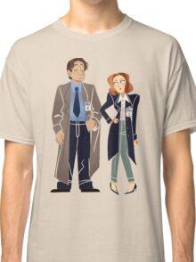 Fox and Dana Classic T-Shirt