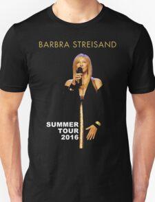 Barbra Streisand TOUR 2016 HARTA1 T-Shirt