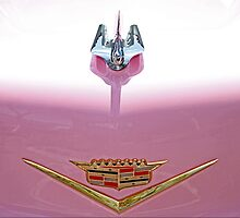 Pink Cadillac Bling by Chet  King
