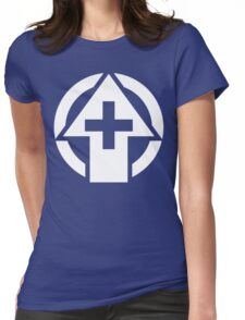 Fate Core: Create Advantage Womens Fitted T-Shirt