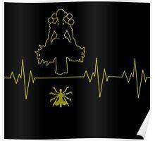 Heartbeat Zenyatta Poster