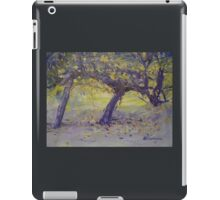 Glory of the Wine Vine! iPad Case/Skin