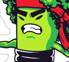 Brocco Lee Sticker
