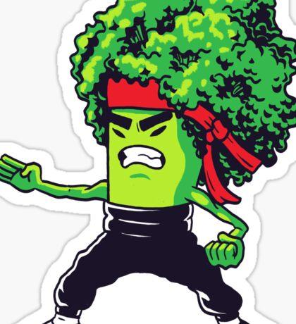 Brocco Lee Sticker