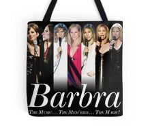 Barbra Streisand TOUR 2016 HARTA3 Tote Bag