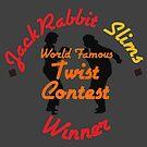 JackRabbit Slims Twist Contest Winner - Iphone / Ipod / Print / Shirt by swelldame