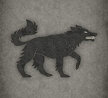House Stark Minimalist by Digital Phoenix Design