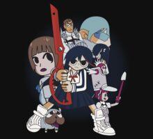 Ryuko Matoi vs The School (shirt) by num421337