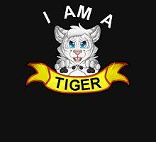 I Am A White Tiger! Unisex T-Shirt
