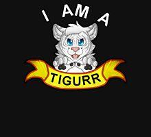 I Am A White Tigurr! Unisex T-Shirt