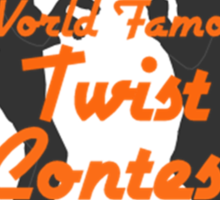 JackRabbit Slims Twist Contest Winner - Iphone / Ipod / Print / Shirt Sticker