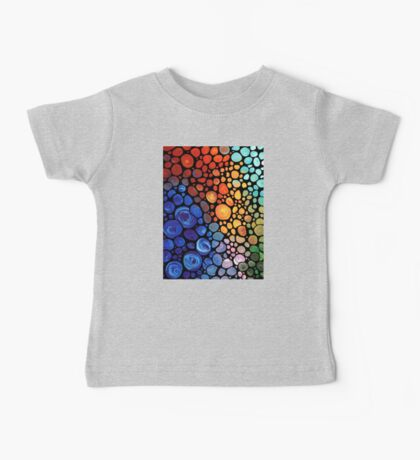 Abstract 1 Baby Tee