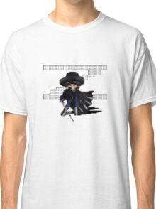 16 Bit Zorro Classic T-Shirt