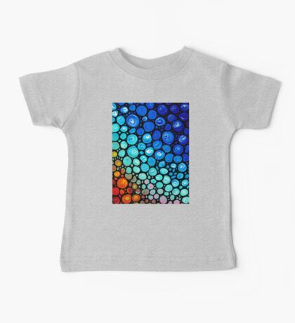 Abstract 2 Baby Tee