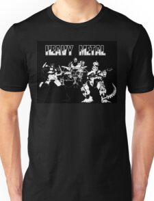 Heavy Metal! Unisex T-Shirt
