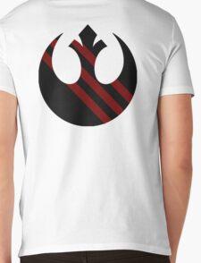 Rebel Alliance Emblem Mens V-Neck T-Shirt