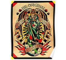 Santa Esperanza Tatuaria 02 Poster