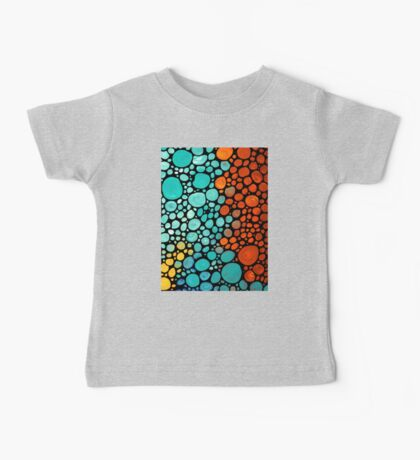Abstract 3 Baby Tee