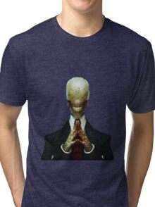 The Slanderman Tri-blend T-Shirt