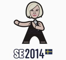 Sweden 2014 by minipopicons