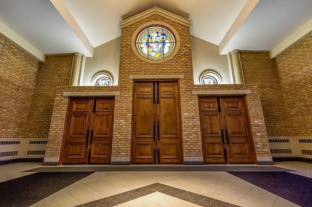 The Doors 3 by John Velocci