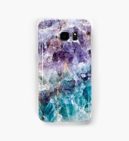 GREEN QUARTZ Samsung Galaxy Case/Skin