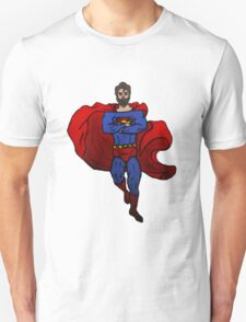 Bearded Superman T-Shirt
