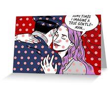 Whisper Greeting Card