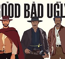 The Good, The Bad and The Ugly by davidyarb