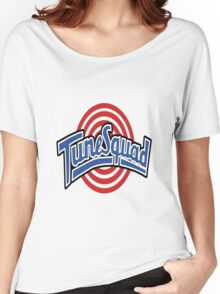 tune squard Women's Relaxed Fit T-Shirt