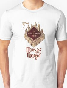 Marauders' Map T-Shirt