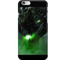 Grog vs Dragon iPhone Case/Skin