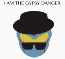 I am the Gypsy Danger by RAGEDBUBBLE