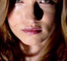 EMMA DUVAL FROM MTV TV SERIES SCREAM  Sticker