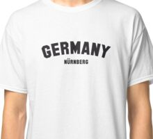 GERMANY NÜRNBERG Classic T-Shirt